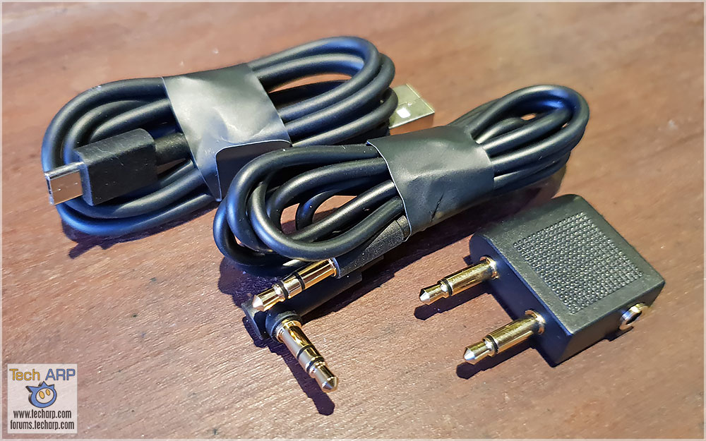 Edifier W860NB cables