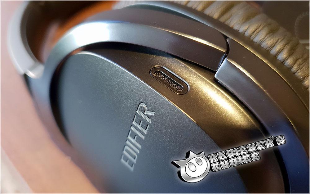 Edifier W860NB Active Noise Cancelling Headphones Review!
