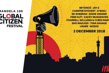 iflix To Broadcast Global Citizen Festival - Mandela 100!