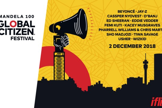 iflix To Broadcast Global Citizen Festival - Mandela 100!