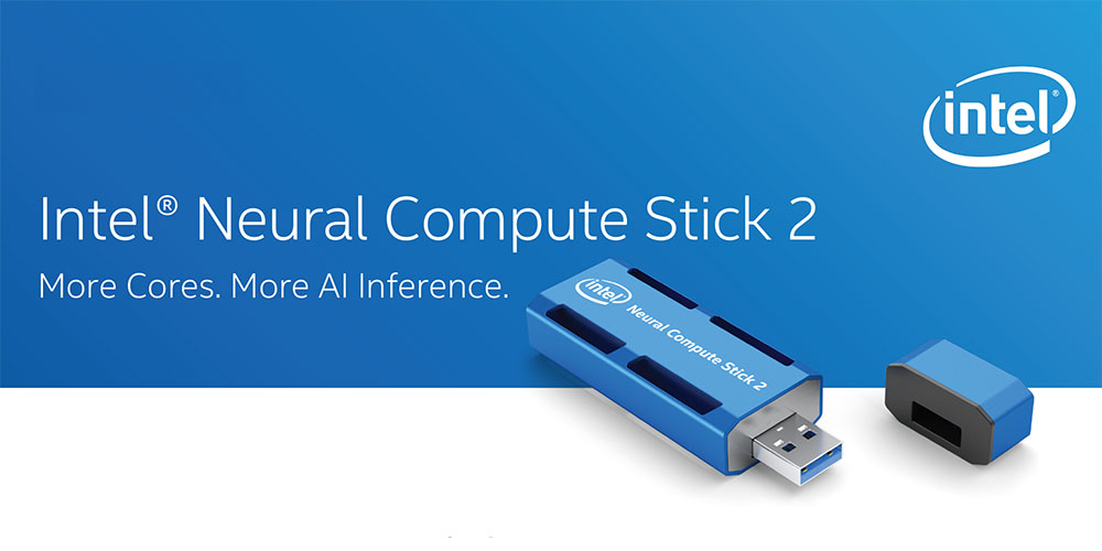 Intel Neural Compute Stick 2 (NCS 2) Launched! | Tech ARP