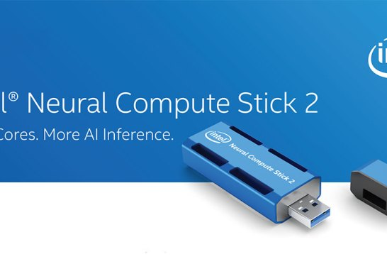 Intel Neural Compute Stick 2 (NCS 2) Launched!