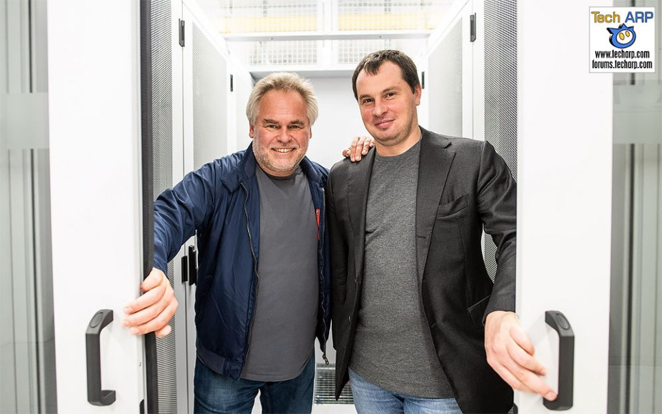 First Kaspersky Transparency Center Launched In Zurich!