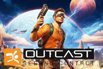 Get Outcast Second Contact FREE For A Limited Time!