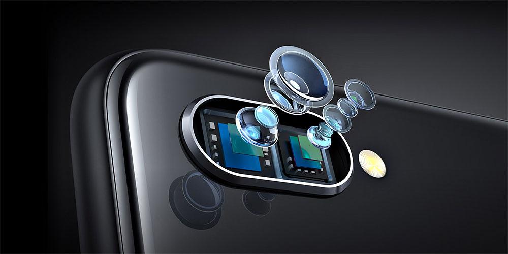 Realme 2 Pro dual-lens camera