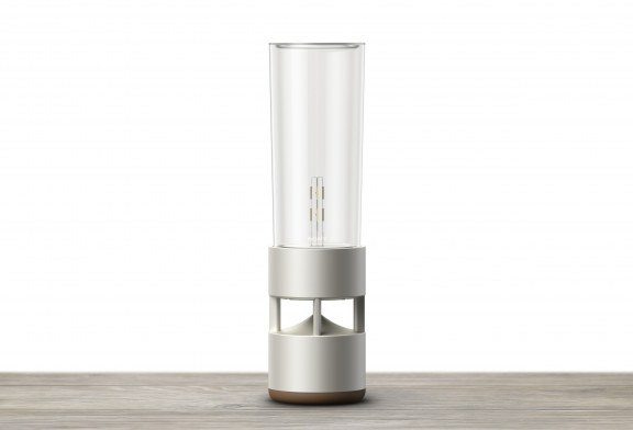 The Sony LSPX-S1 Glass Sound Speaker Has Arrived!