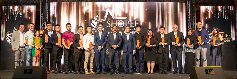 The Shopee Seller Awards 2018 Caps A Landmark Year!