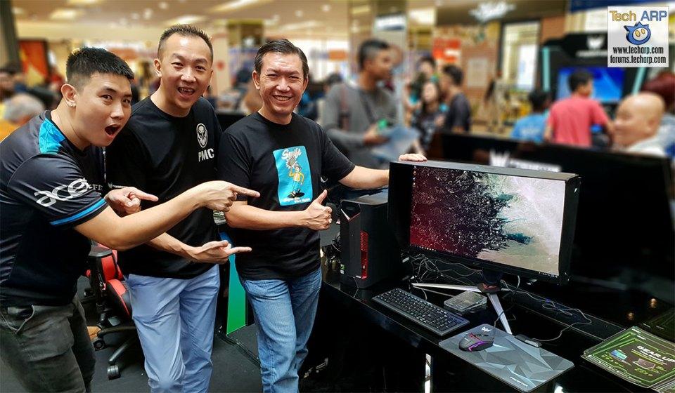 The Acer Predator XB273K + Nitro XV273K Gaming Monitors Revealed!