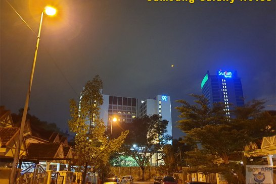 Apple iPhone XS vs Samsung Galaxy Note9 Low Light Performance photo - Note9
