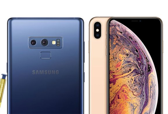 iPhone XS vs Galaxy Note9 - Which Is Better In Low Light?