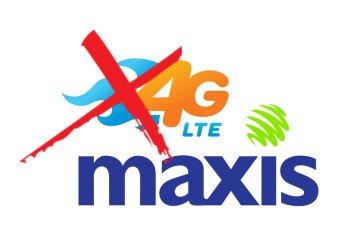 The Maxis 4G LTE Network Is Down! What Should We Do?