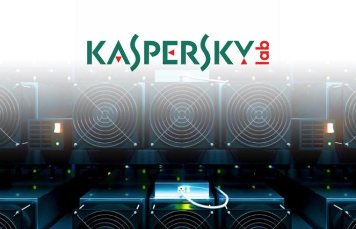Kapersky Lab Warns Of Malicious Crypto-Mining!
