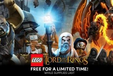 The LEGO Lord of the Rings Game – How To Get It FREE!