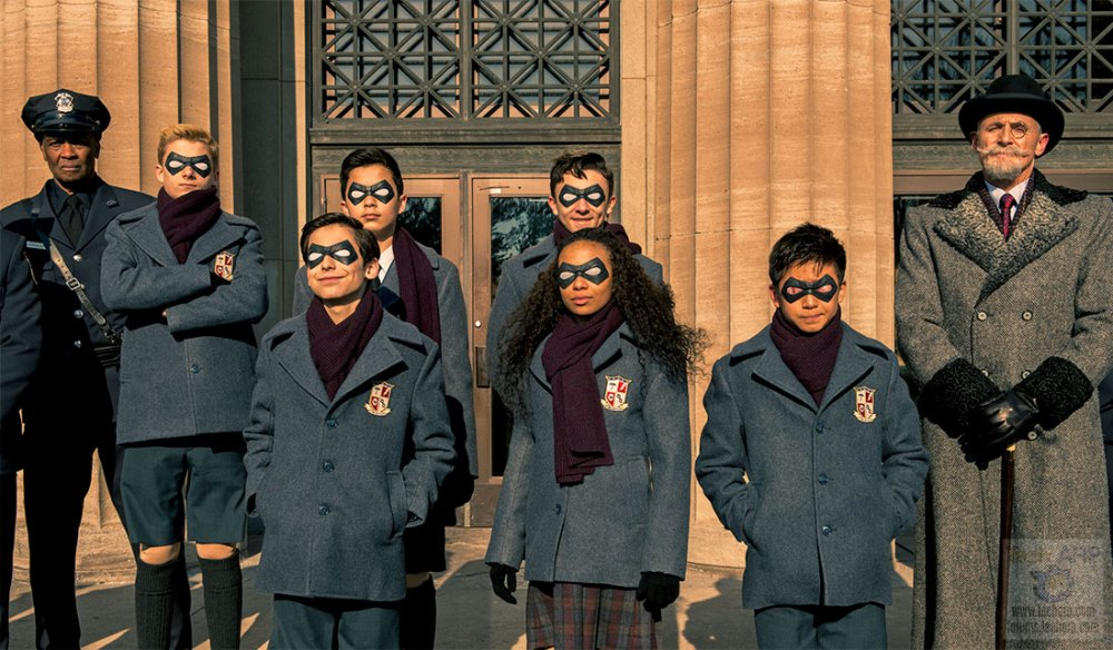 The Umbrella Academy Sneak Preview + Trailer Revealed!