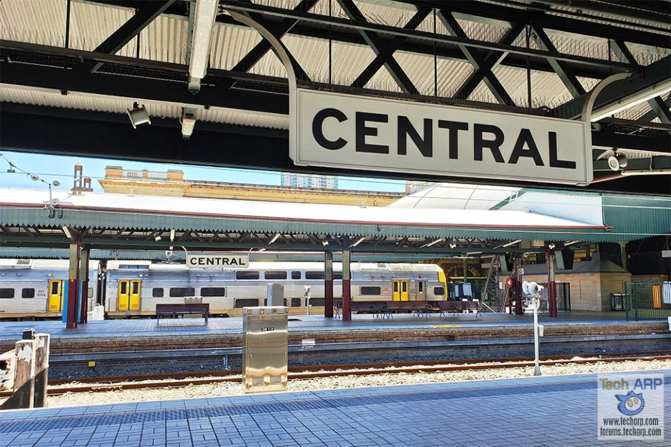 OPPO R17 Pro Photos Of Sydney - Central Railway Station