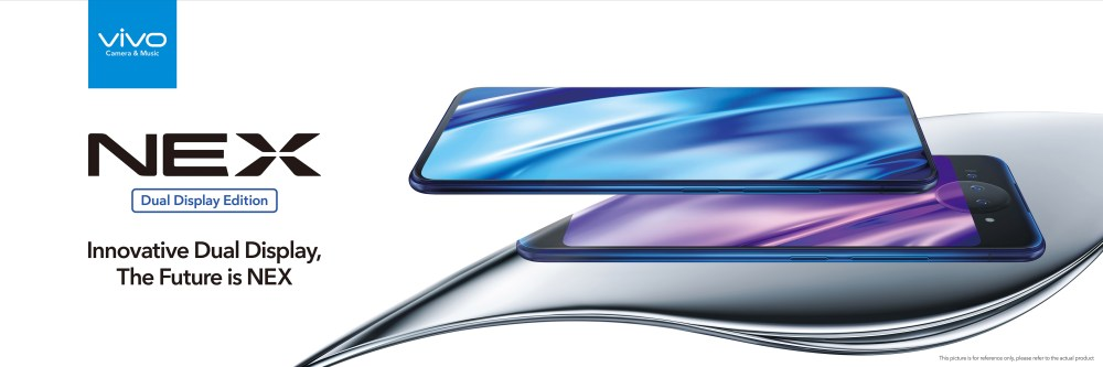 The Vivo NEX Dual Display Edition Is Revealed!