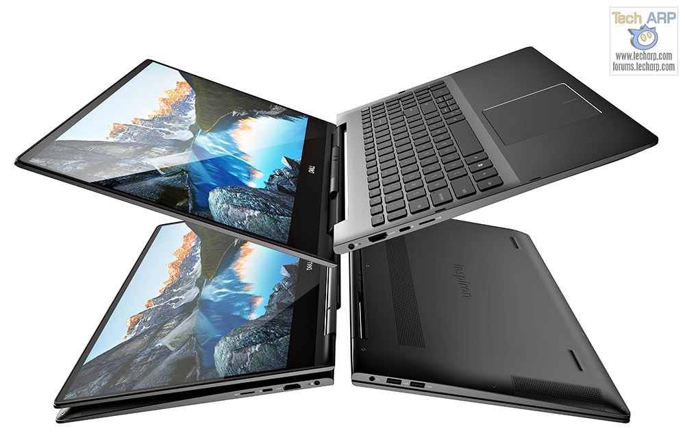 The 2019 Dell Inspiron 15 / 13 7000 2-in-1 Laptops Revealed!