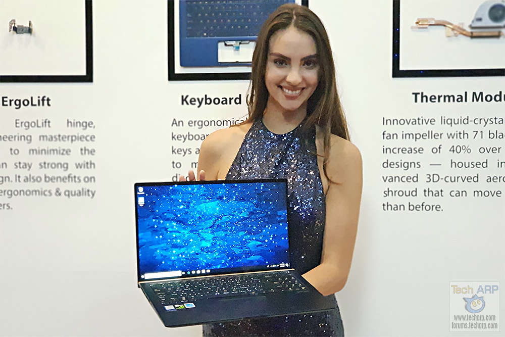 The ASUS ZenBook 15 (UX533) Ultra-Portable Laptop Preview