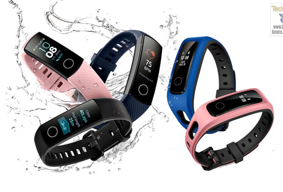 The Official HONOR Band 4 + Band 4 Running Tech Briefing!