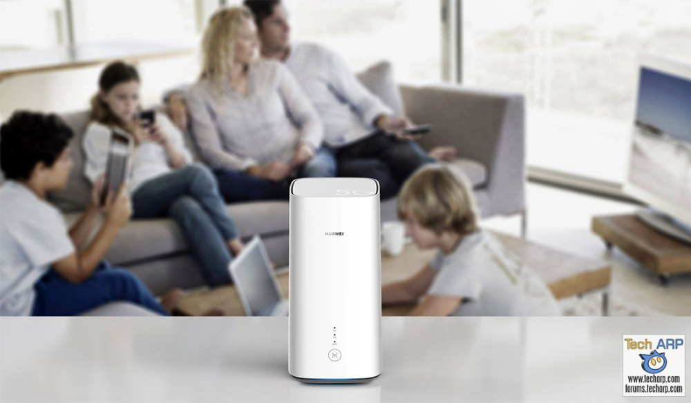 The HUAWEI 5G CPE Pro Modem For Home + SME Revealed!