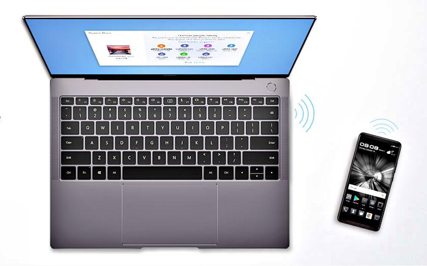 HUAWEI MateBook X Pro Share