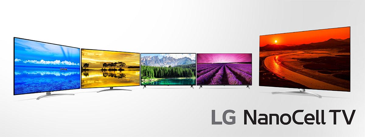 The 2019 LG TVs Will Feature Alpha 9 Gen 2 + ThinkQ AI