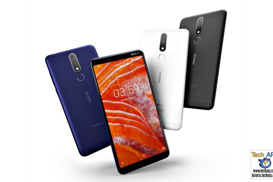The Nokia 3.1 Plus Price + Specifications Revealed!