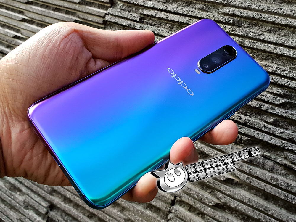 OPPO R17 Pro review award