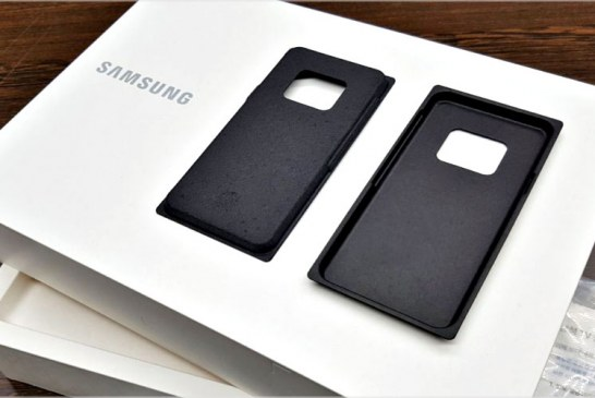 The Samsung Eco Plastic Packaging Initiative Revealed!