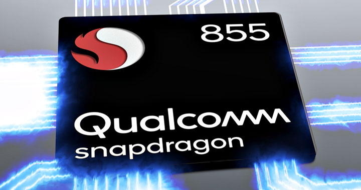 Qualcomm Snapdragon 855 mobile SOC