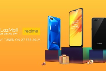 Realme Deals @ Lazada Super Brand Day Sets New Record!