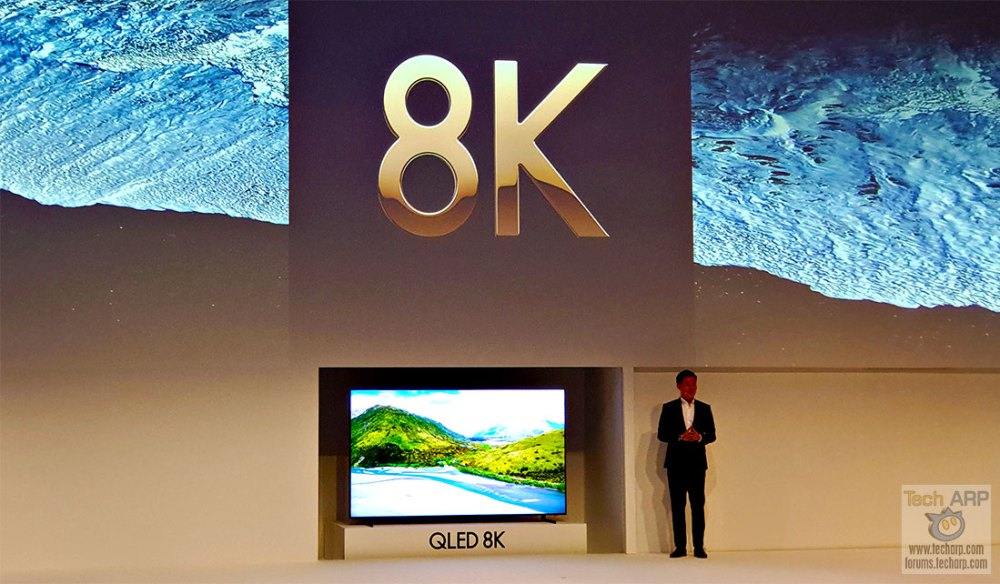 2019 Samsung Forum - QLED 8K + 4K TVs, iTunes & More!