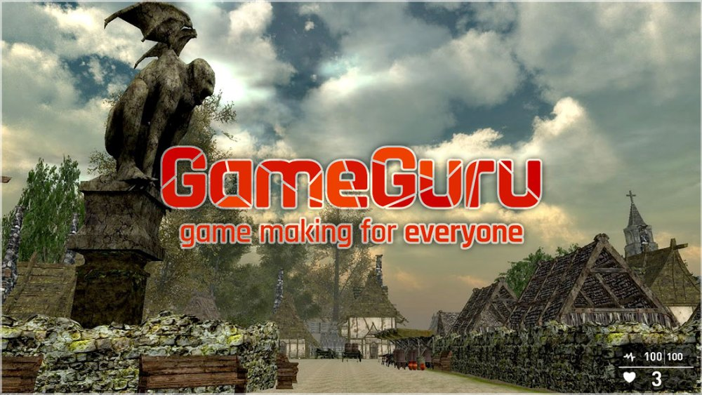 GameGuru Is FREE For A Limited Time