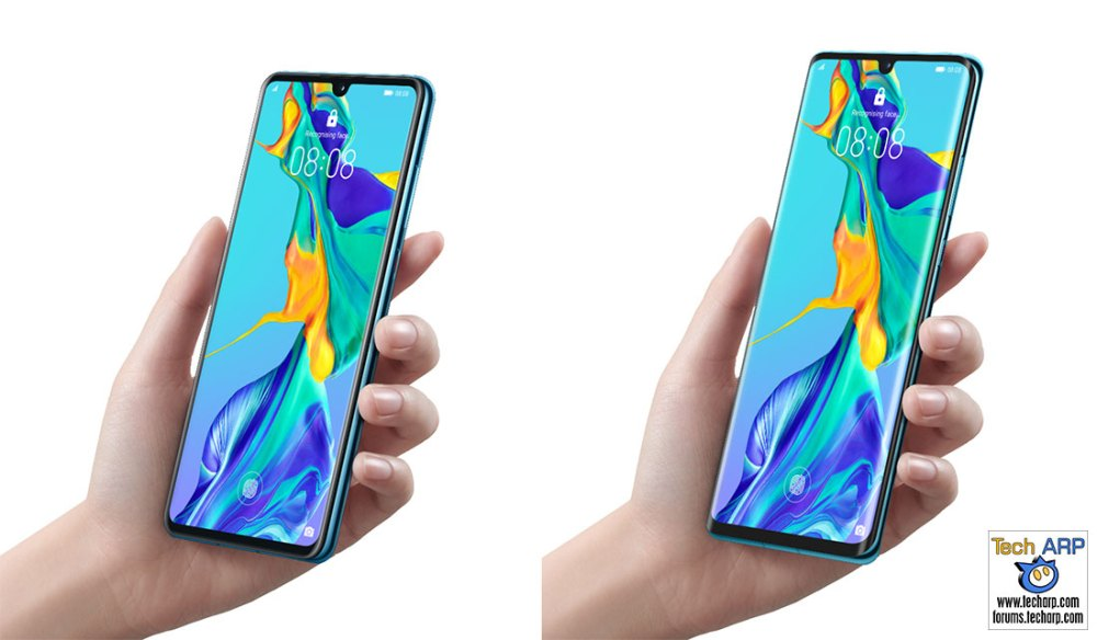 The HUAWEI P30 Pro vs HUAWEI P30 Comparison!