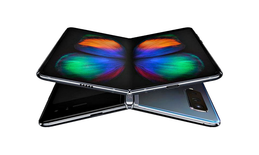 The Official Samsung Galaxy Fold Folding Test Revealed!