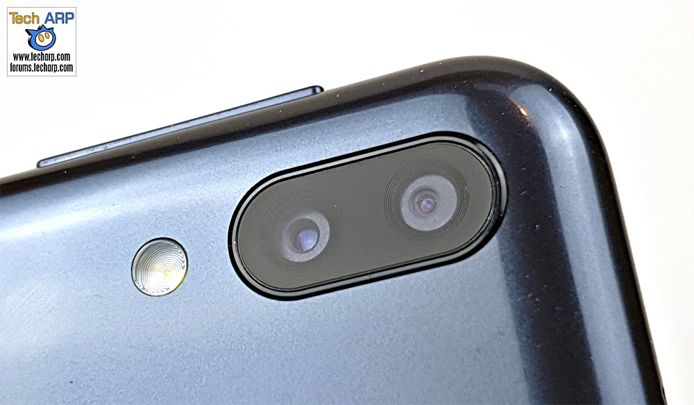 Samsung Galaxy M20 main cameras