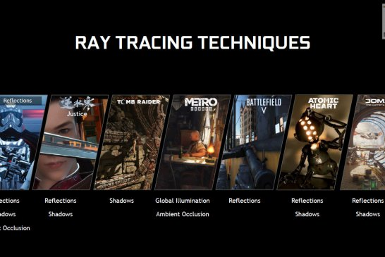 NVIDIA Ray Tracing Techniques - Showcase + Explanation!