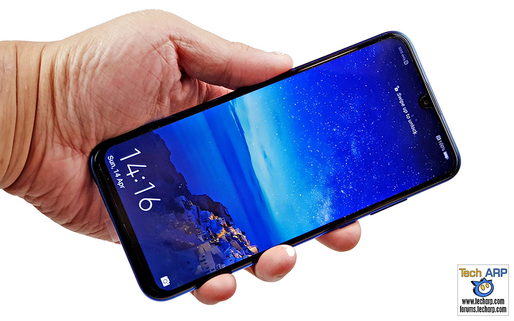 The HONOR 20 Lite (HONOR 10i) Sneak Preview!
