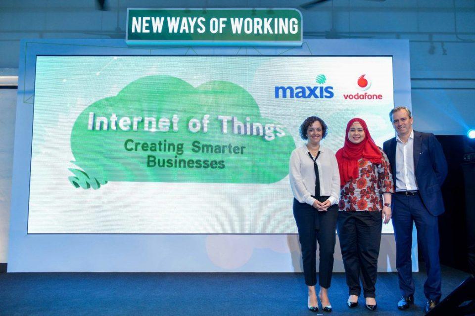Maxis IoT