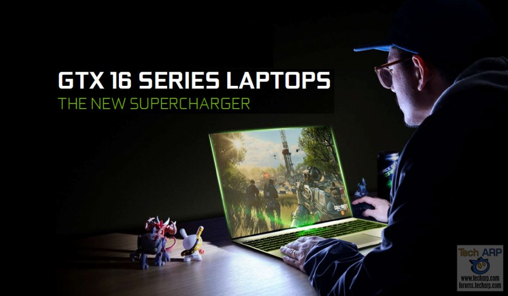 NVIDIA GeForce GTX 16 Series Laptops - Everything You Need To Know!