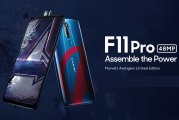 OPPO F11 Pro Avengers Edition Debuts At Same Price!