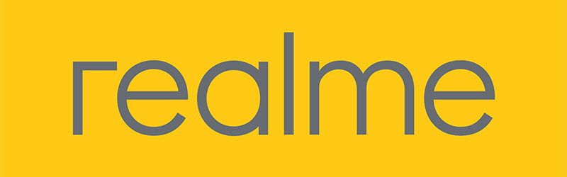 Official Realme logo