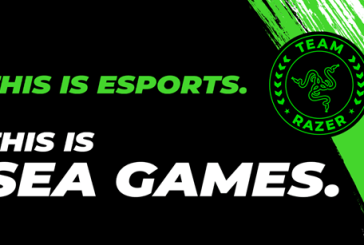 Razer Sponsors MY eSports Team To SEA Games 2019!