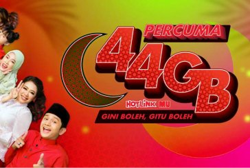 The 2019 Hotlink Raya Promo Gives You 44GB FREE DATA!