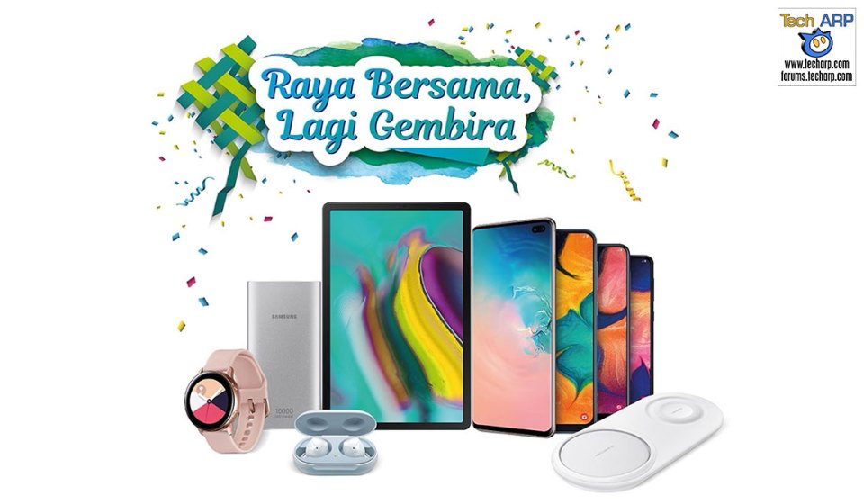 2019 Samsung Mobile Raya Sale - Win Up To RM 332,400!