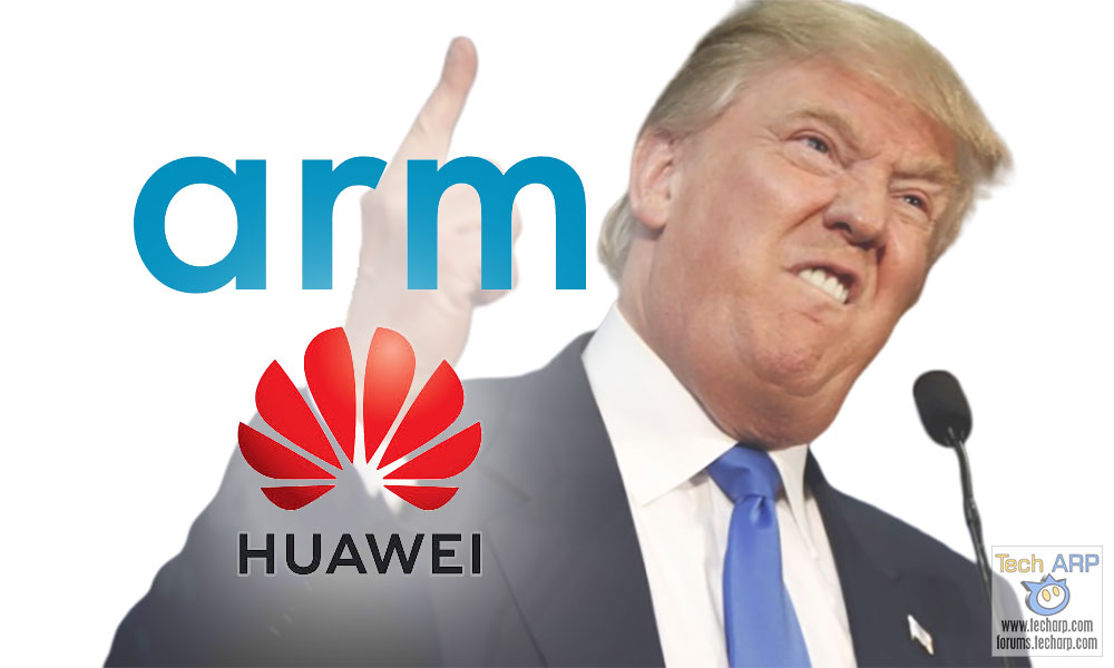 The HUAWEI ARM Business Suspension - How Bad Is This?