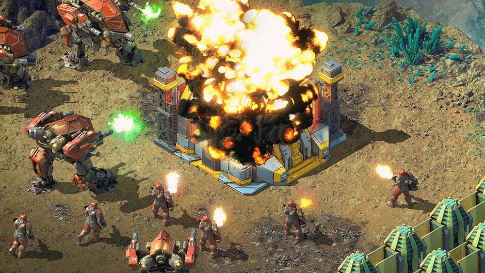 Battle For The Galaxy screenshot