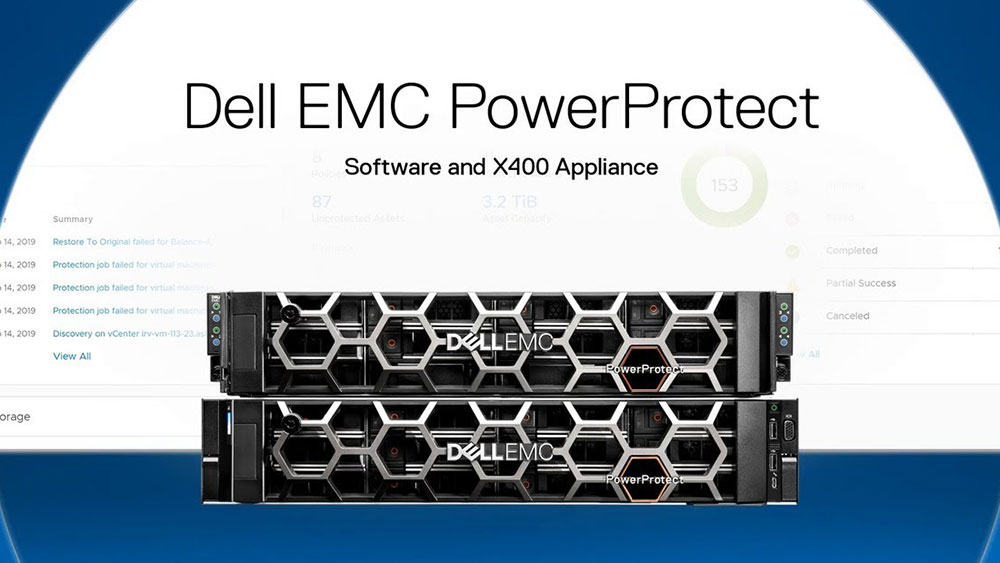 Dell EMC PowerProtect