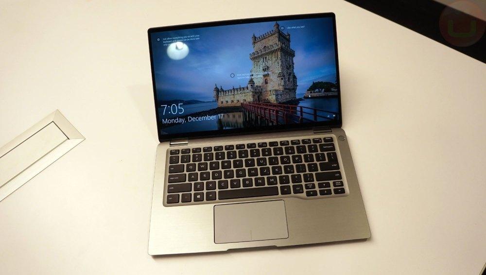 Dell Latitude 7000 series laptops