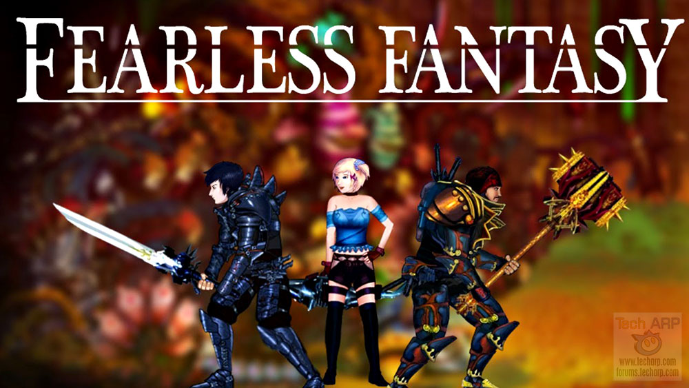 Fearless Fantasy - How To Get This Game For FREE!